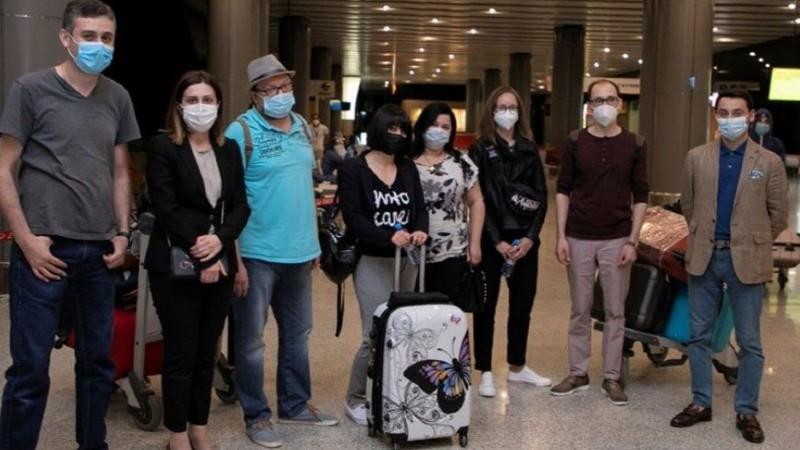 Հայաստան է ժամանել ռուսաստանցի բժիշկների առաջին խումբը՝ աջակցելու կորոնավիրուսի դեմ պայքարում