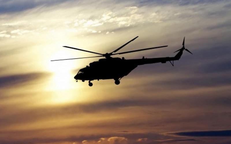 Իտալիայի ռազմածովային ուժերի ուղղաթիռը վարժանքների ընթացքում ընկել է Միջերկրական ծովը