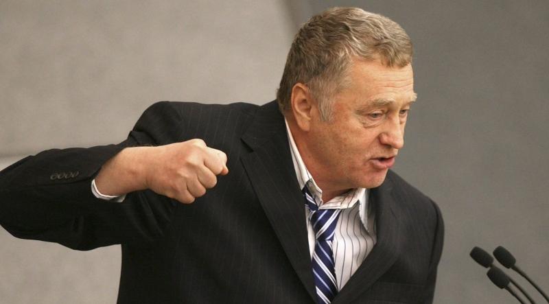 Ժիրինովսկին առաջարկել է խոցել ՆԱՏՕ-ի կործանիչները, որպեսզի դրանք «երբեք չմոտենան ռուսական օդանավերին»