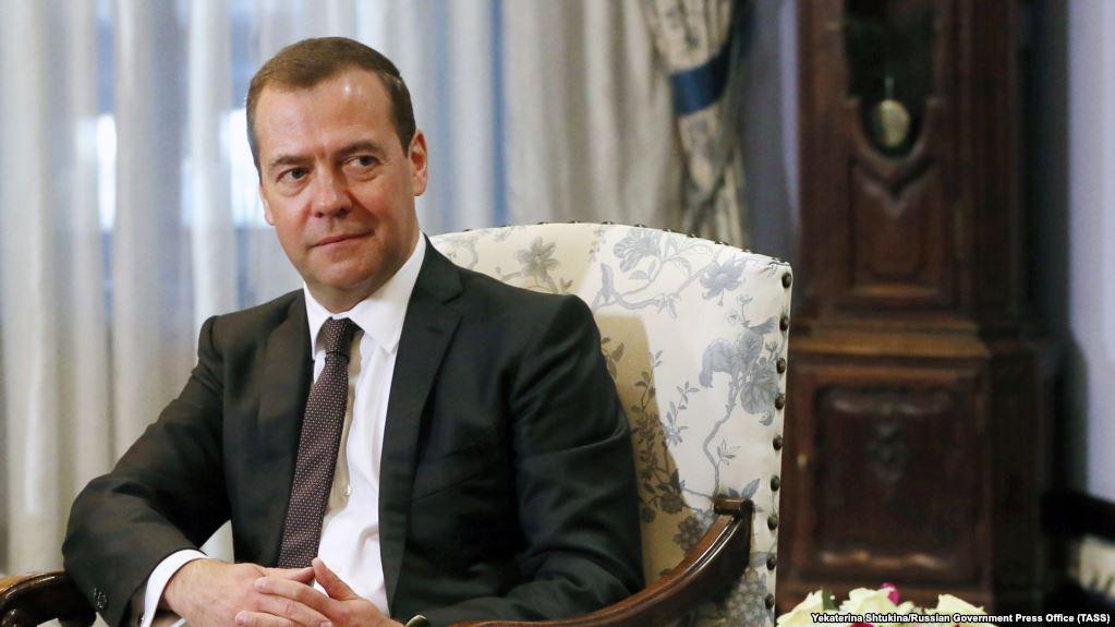 Պետդուման հաստատել է Մեդվեդևի թեկնածությունը վարչապետի պաշտոնում