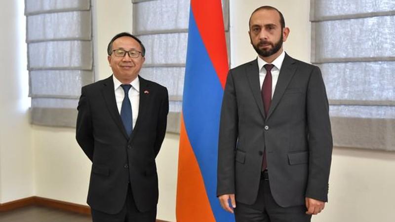 Չինական կողմն աջակցում է Հայաստանի ինքնիշխանությանն ու տարածքային ամբողջականությանը. ՉԺՀ դեսպան