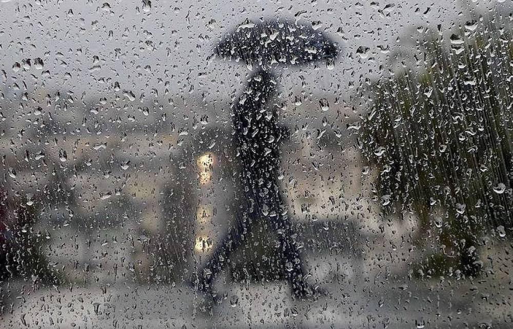 Սպասվում է անձրև և ամպրոպ, առանձին վայրերում՝ կարկուտ