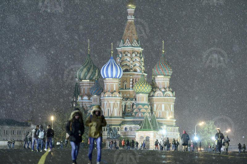 140-ամյա պատմության ընթացքում  առաջին անգամ Մոսկվայում օդի ջերմաստիճանի բացարձակ ռեկորդ է գրանցվել