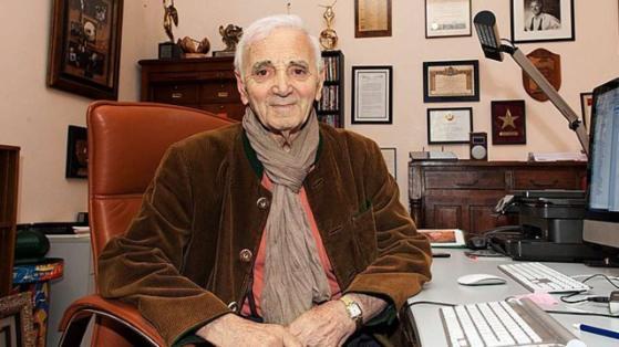 Ֆրանսիայում աճուրդի կհանվեն Շառլ Ազնավուրի սիրային նամակները