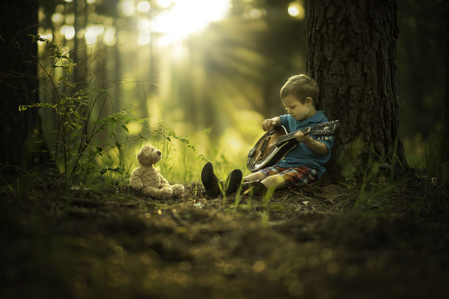 Ամերիկացին հանուն երեխաների սկսել է լուսանկարչությամբ զբաղվել (լուսանկարներ)