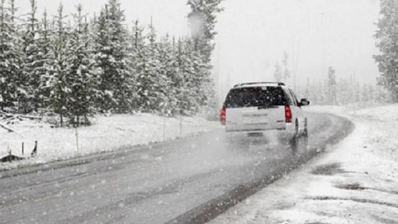 Վայոց ձորի, Գեղարքունիքի և Սյունիքի մարզերում տեղում է ձյուն․ Լարսը բաց է