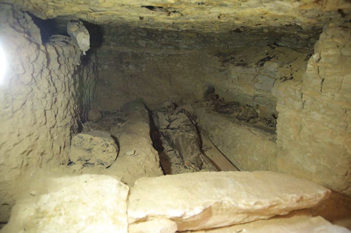 Եգիպտոսում զմռսման արհեստանոց է հայտնաբերվել