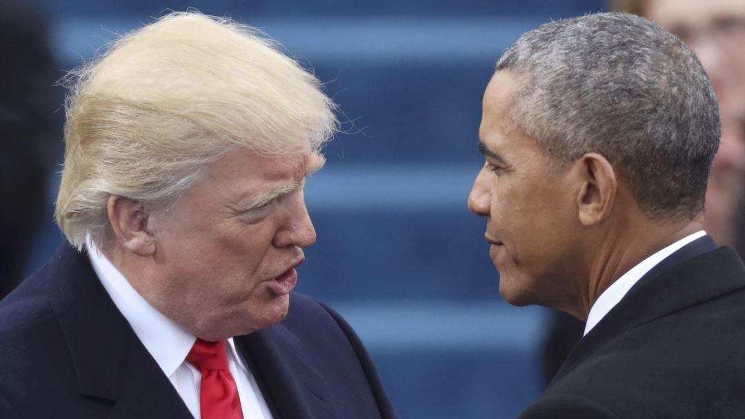 Դոնալդ Թրամփը Բարաք Օբամային մեղադրել է կեղծիքի մեջ