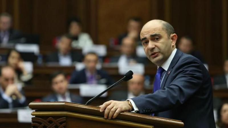 Կենտրոնական ընտրական հանձնաժողովում մեկնարկել է ԱԺ «Լուսավոր Հայաստան» խմբակցության ղեկավար Էդմոն Մարուքյանի դիմումի քննարկումը
