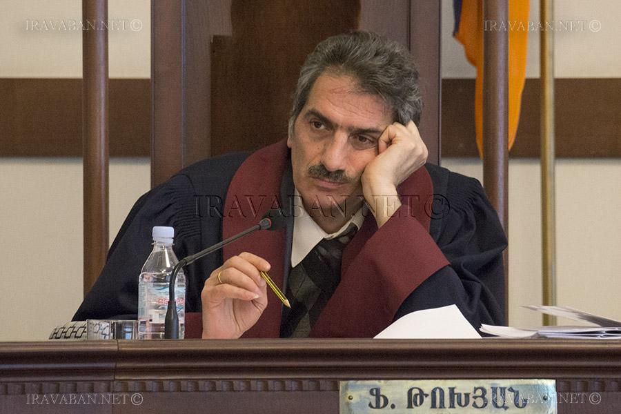 Ինչո՞ւ է ՍԴ դատավոր Ֆելիքս Թոխյանը ազատվել ամբիոնի վարիչի պաշտոնից. «Փաստ»