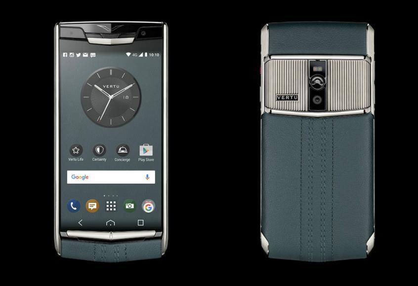 Ավելի քան 10.000 եվրո. Vertu-ն ներկայացրել է նոր Signature Touch հեռախոսը