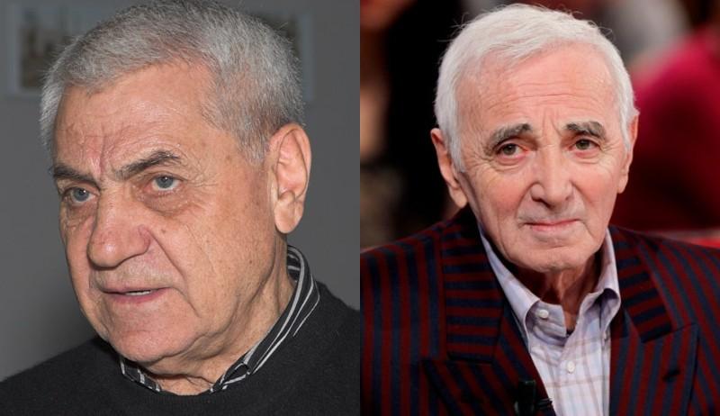 Սիրտս տխուր է. Ջիվան Գասպարյանն իր հոբելյանը չի նշում Շառլ Ազնավուրի մահվամբ պայմանավորված