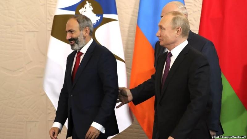 Վ. Պուտինը զարմացել է` Հայաստանում գազի սակագնի չափի մասին տեղեկատվությունից