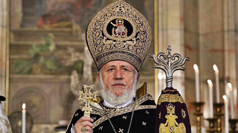 Կաթողիկոսը նախագահել է Բաքվում և Սումգայիթում հայերի ջարդերի 30-րդ տարելիցի հոգեհանգիստը