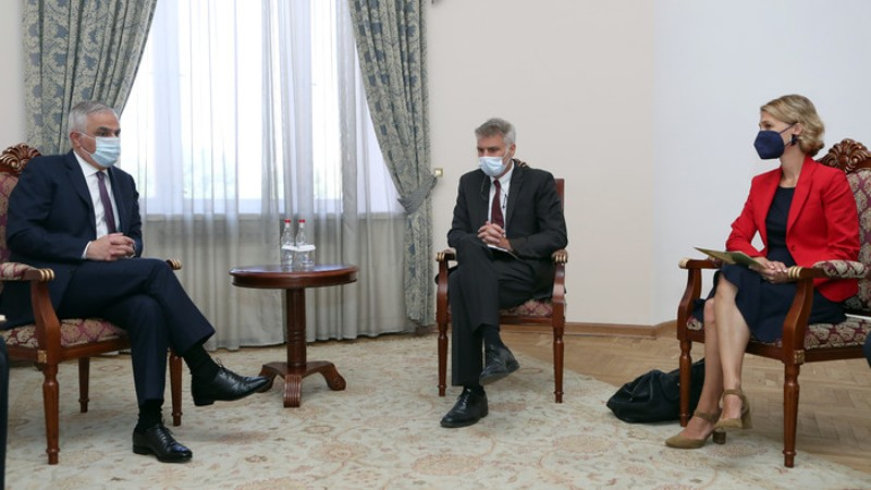 Համաշխարհային բանկը պատրաստ է աջակցել կառավարությանը՝ Հայաստանին բերելով համաշխարհային լավագույն փորձը և գիտելիքը. Կարոլին Գեգինատ