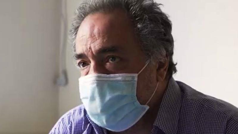 Կորոնավիրուսից ներկա պահին ապաքինվող Հովհաննես Մեքինյանի պատմությունը. տեսանյութ