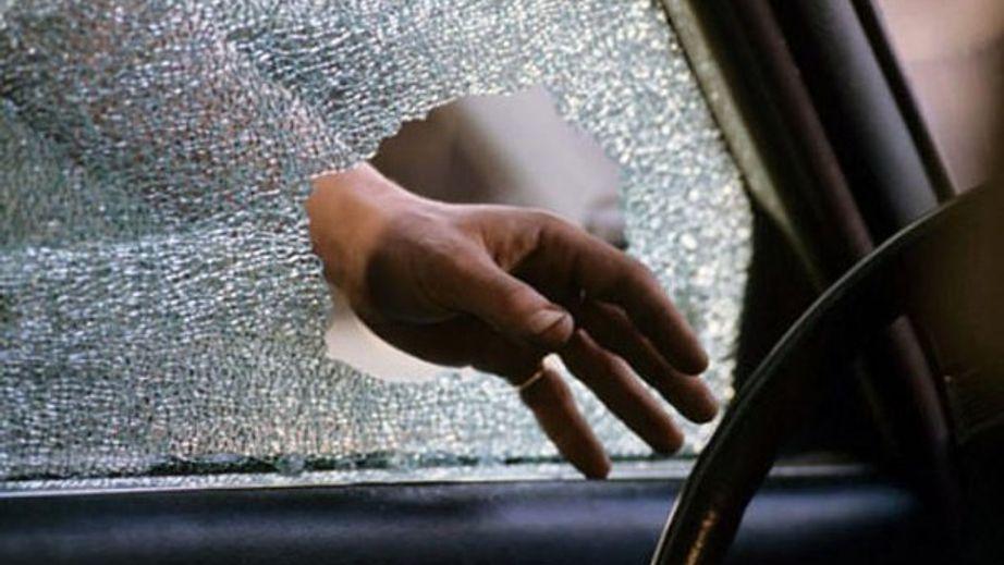 Էրեբունու ոստիկանները բացահայտել են մեքենայից կատարված գողությունը  (տեսանյութ)