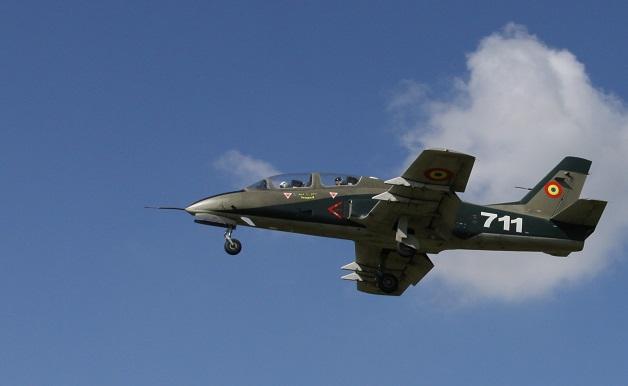 Ռումինիայում ռազմական մարզական օդանավ է կործանվել