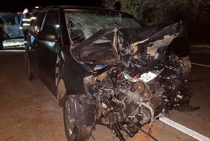 Ախալցխայի մոտ ավտովթարից տուժած ՀՀ վեց քաղաքացիներից երեքը տեղափոխվել են Թբիլիսիի հիվանդանոց. ՀՀ դեսպանություն