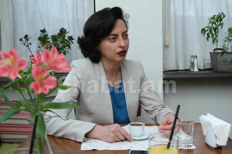 Լենա Նազարյանը կիսվել է պատգամավոր ընտրվելուց հետո առաջին հարցազրույցով (լուսանկար)