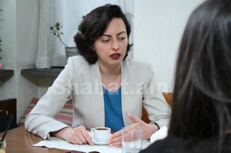 Ո՞վ է նոր խորհրդարան անցած պատգամավոր Լենա  Նազարյանը. բացահայտում ենք Շաբաթի հյուրին (ֆոտոշարք)