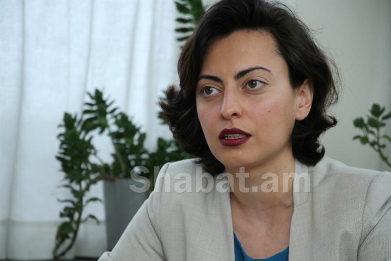 Մարտի 1-ով խլվեց քաղաքացիների քաղաքական ազատությունների իրավունքը. Լենա Նազարյան