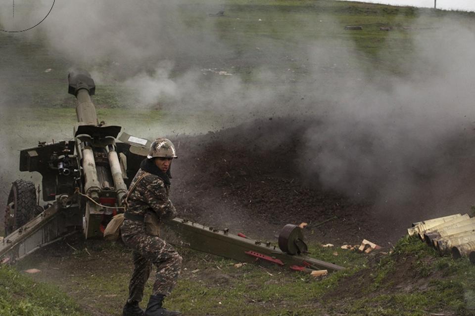 Հակառակորդը կիրառել է Դ-44 տիպի հրանոթ (ինֆոգրաֆիկա) - Shabat.am