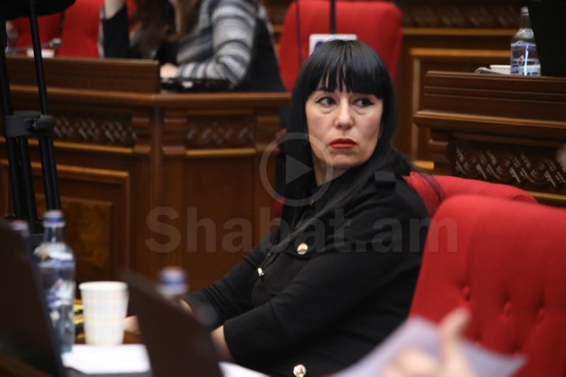 Наира Зограбян: абсолютно неприемлемо организовывать обсуждение лишь для  «галочки» (видео)