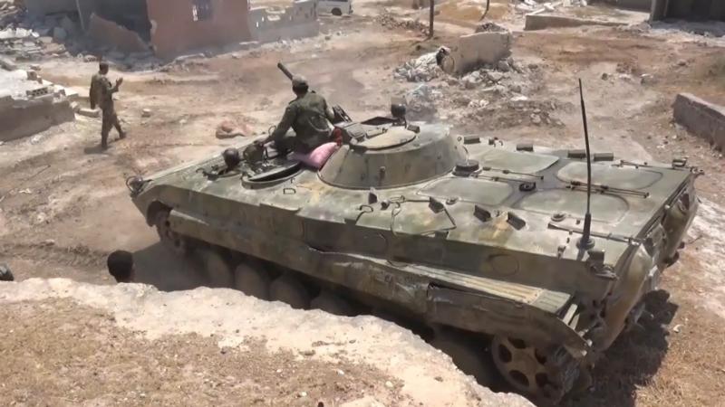 Սիրիայի Իդլիբ նահանգում ռազմական գործողությունները շարունակվում են