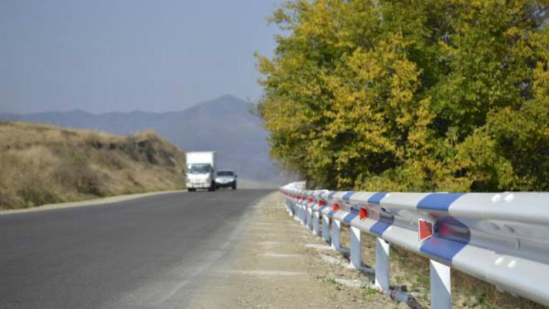 Ստեփանծմինդա-Լարս ավտոճանապարհը բաց է միայն ՀՀ-ից մեկնող բեռնատարների համար