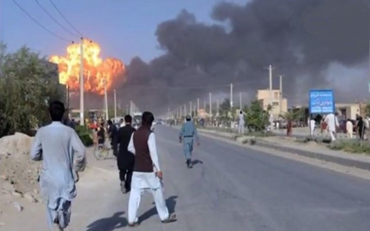 Աֆղանստանում պայթյունների հետևանքով 21 մարդ է զոհվել