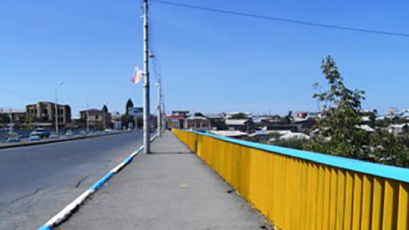 Քաղաքացին ինքնասպանության փորձ է գործել՝ ցած նետվելով կամրջից