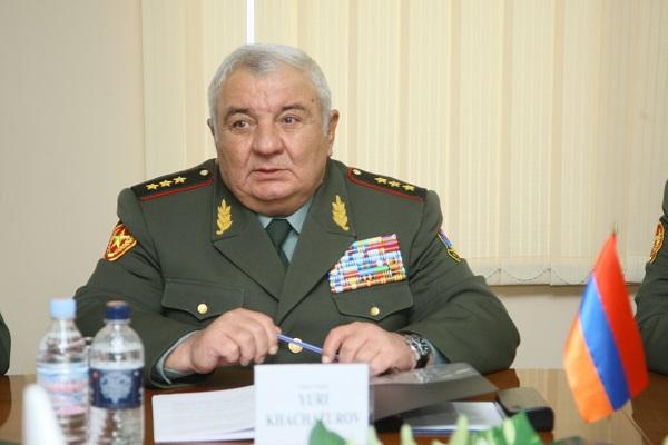 Յուրի Խաչատուրովը մտահոգիչ է համարում Նախիջևանի կողմից հայ-ադրբեջանական սահմանին առկա իրադրությունը