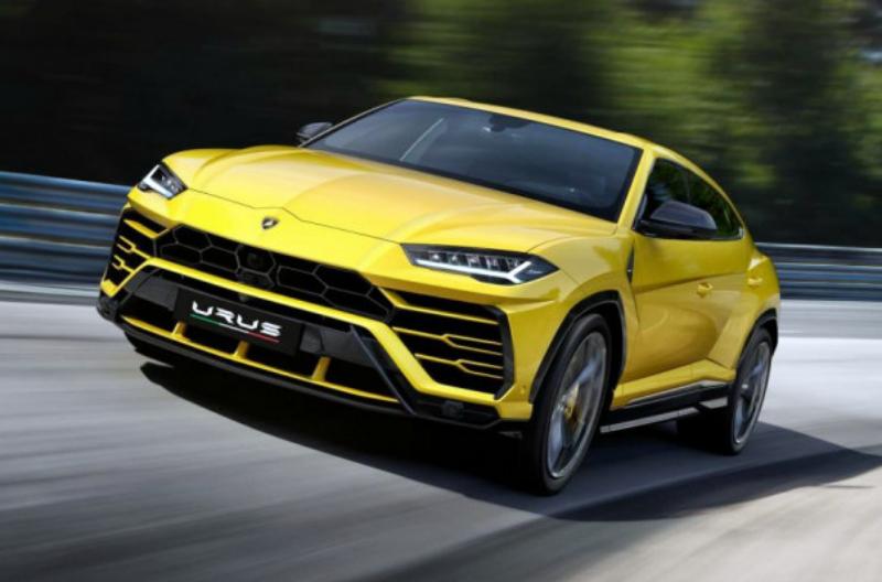 Lamborghini-ն ներկայացրել է նոր սուպերքարը (լուսանկարներ)
