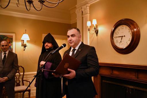 Լևոն Մարտիրոսյանը հետ է կանչվել Կանադայում ՀՀ դեսպանի պաշտոնից