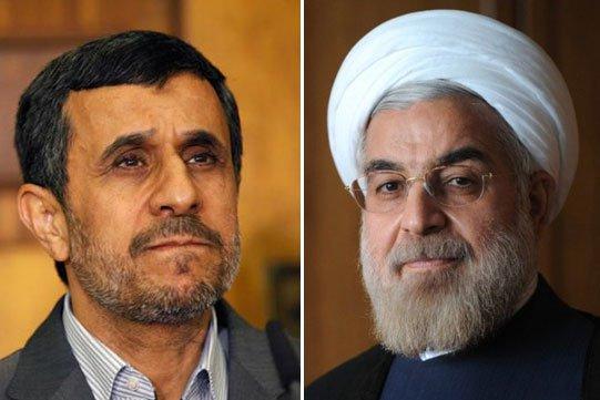 Իրանի նախկին նախագահ Ահմադինեժադը պահանջել Է Ռոուհանիի հրաժարականը