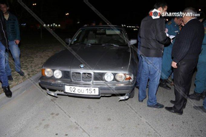 Արարատում «ԲՄՎ»-ի 22-ամյա վարորդը վրաերթի է ենթարկել 9 տարեկան տղային