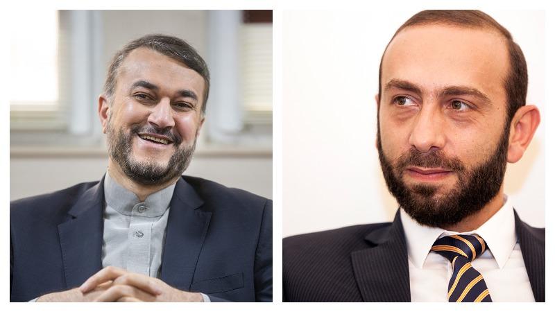 ՀՀ և Իրանի ԱԳ նախարարները ընդգծել են «Պարսից ծոց – Սև ծով» միջազգային տրանսպորտային միջանցք ստեղծելու կարևորությունը