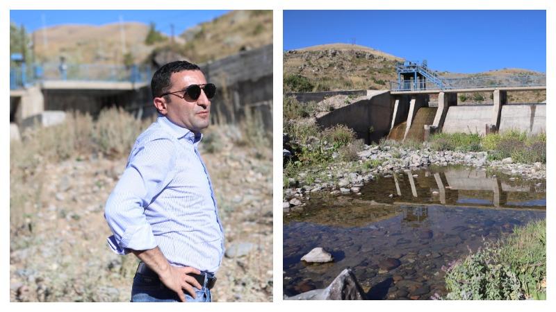 Նախարարն այցելել է Եղեգիսի կիրճ. կկիրառվի ամենախիստ վարչարարությունը. ՇՄՆ