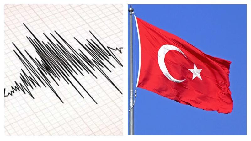 4.5 մագնիտուդով երկրաշարժ Թուրքիայում