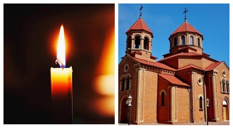 Ուկրաինայի հայկական եկեղեցիներում հոգեհանգստի պատարագ կմատուցվի՝ ի հիշատակ պատերազմի զոհերի
