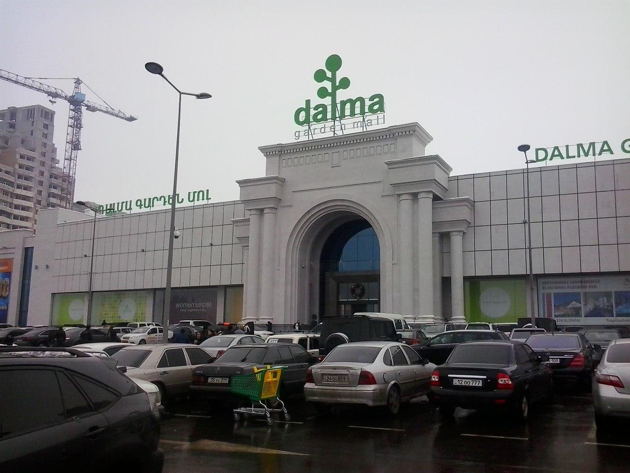 ԱԻՆ-ը շարունակում է աշխատանքները «Դալմա Գարդեն մոլում»