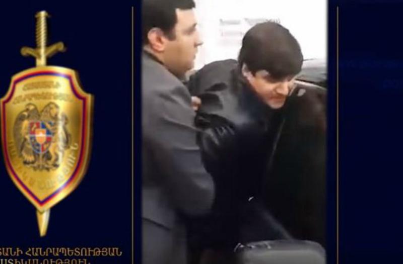 Բերման է ենթարկվել «օրենքով գող» Աստրախանցի Հայկոն