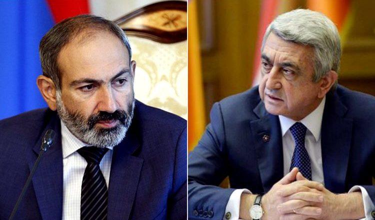 Սերժ Սարգսյանն ու Նիկոլ Փաշինյանը կհանդիպե՞ն. «Հրապարակ»