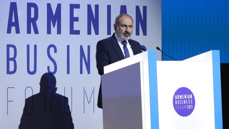 Տարածաշրջանային կոմունիկացիաների բացումը, ի վերջո, պետք է հնարավորություն տա, որ Հայաստանը հաղթահարի շուրջ 30-ամյա շրջափակումը և էականորեն փոխի ներդրումային միջավայրը․ Փաշինյան