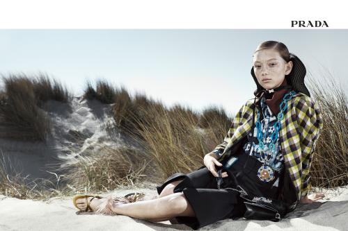 Prada-ն ներկայացրել է 2017թ-ի նոր հավաքածուն (ֆոտոշարք)