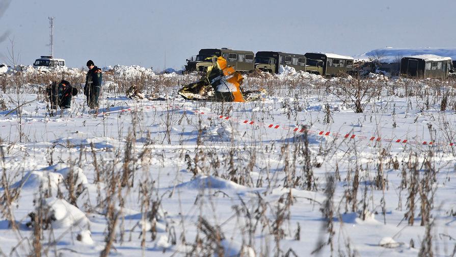 Հայտնի է ԱՆ-148 օդանավի կործանման պատճառներից մեկը