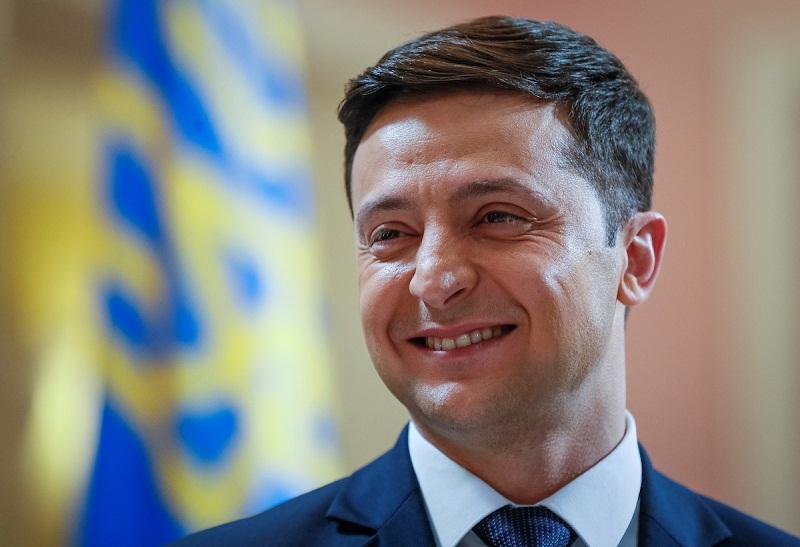 Վլադիմիր Զելենսկին դարձել է Ուկրաինայի առաջին նախագահը, որ «հայտնվել է» Time ամսագրի շապիկին