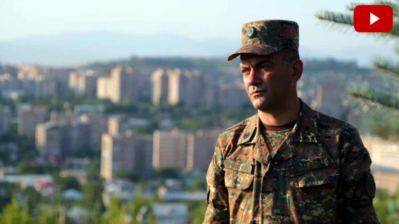 Ոչ մի գործողություն չեմ արել հանուն փառքի ու պարգևի․ Հայաստանի ազգային հերոս Ռուբեն Սանամյան (տեսանյութ)