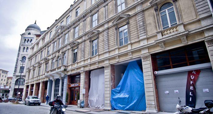 Հայտնի է Ստամբուլի հայկական «Սանասարյան հան» շենքի ճակատագիրը